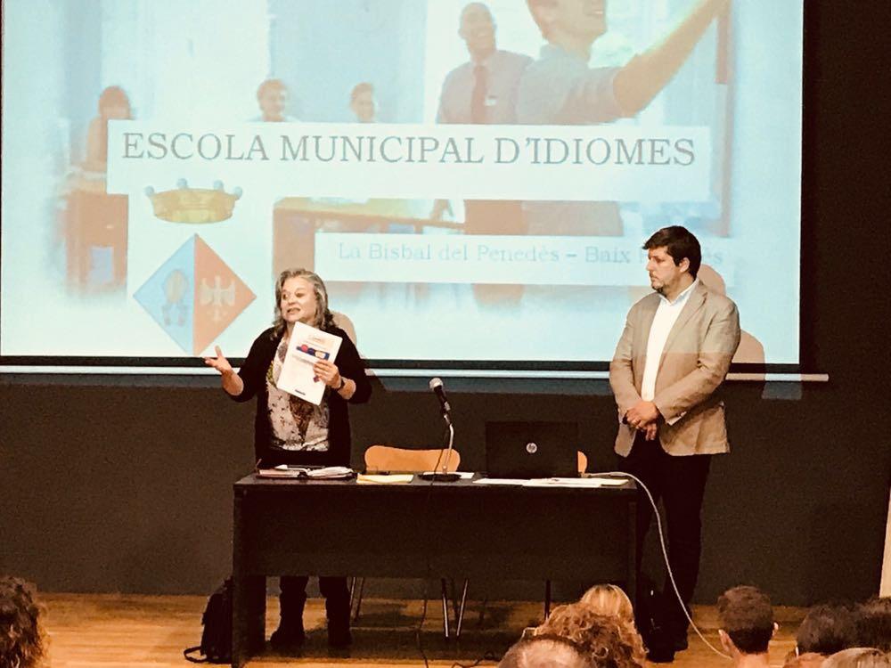 Aquest estiu aprèn idiomes de forma ràpida i dinàmica a l'Escola Municipal d'Idiomes de la Bisbal