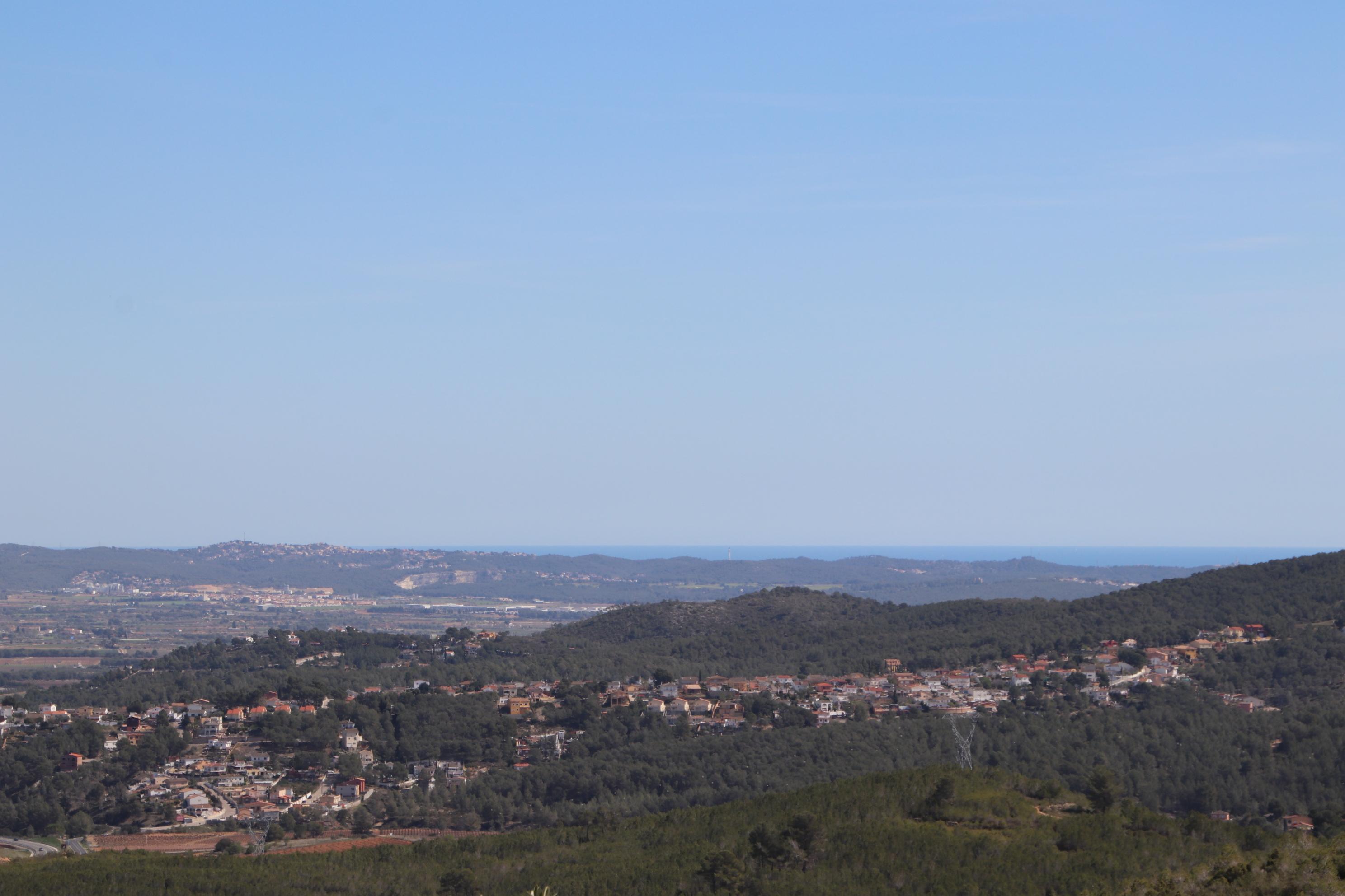 L'Ajuntament farà una nova franja forestal a l'Esplai i Can Gordei