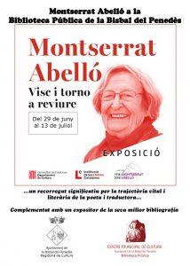 Cartell-expo-Montserrat-Abello