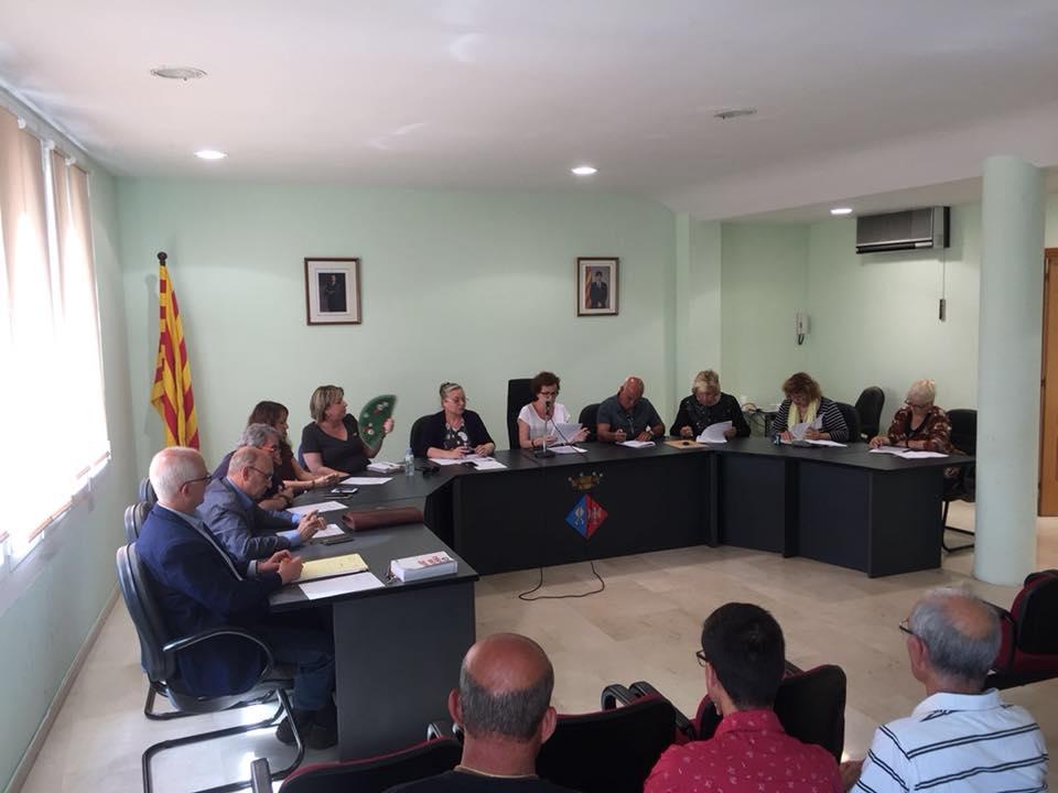 El Ple de l'Ajuntament de la Bisbal del Penedès aprova la destinació de part del superàvit