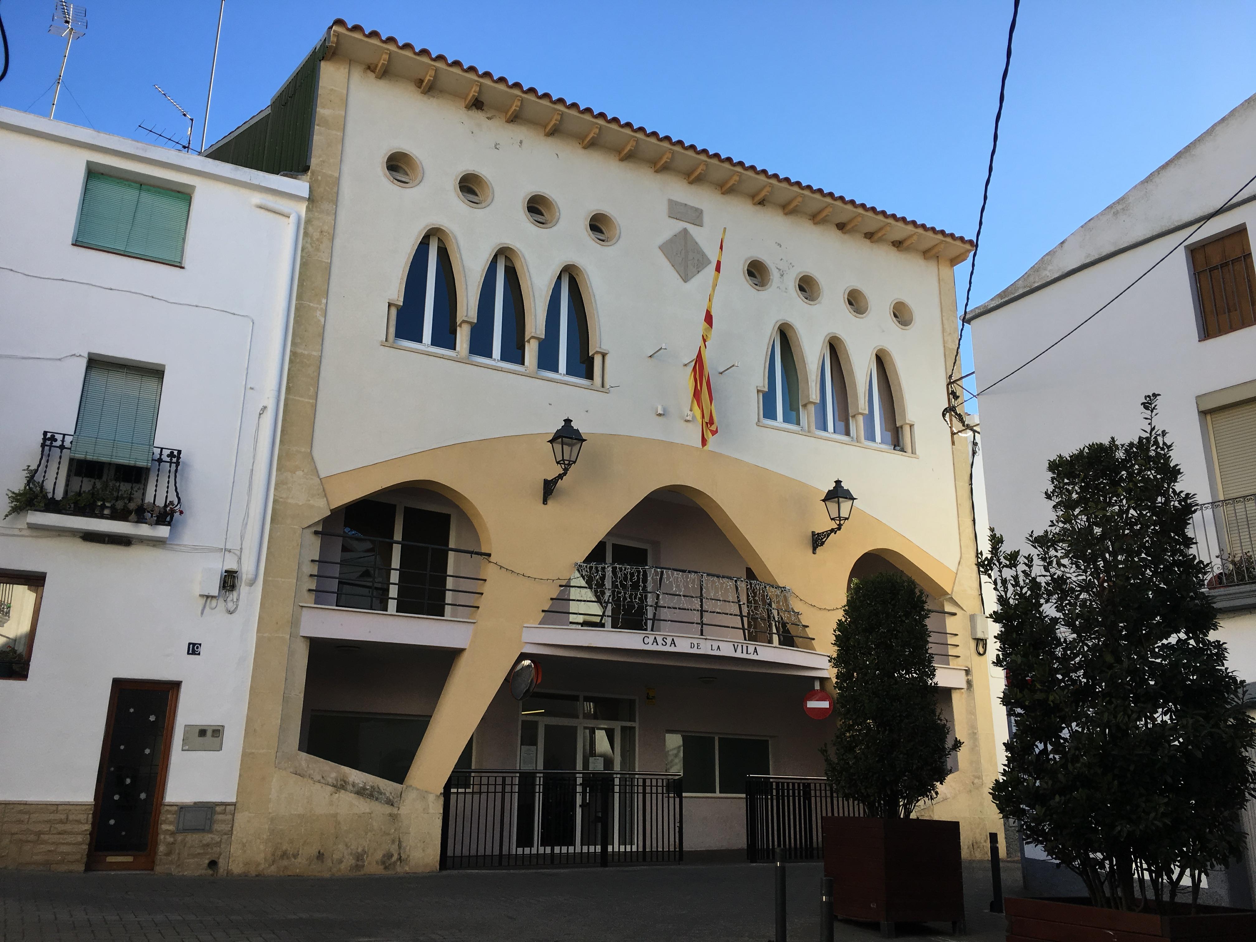 Nous horaris d'atenció al públic de l'Ajuntament de la Bisbal del Penedès i la Biblioteca pública