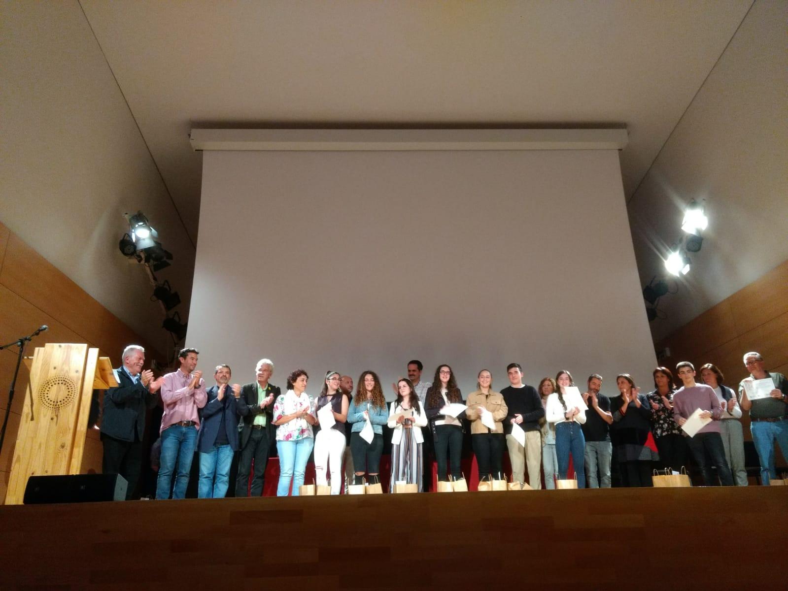 L'Ajuntament de la Bisbal participa en l'acte inaugural del curs escolar 2018-2019