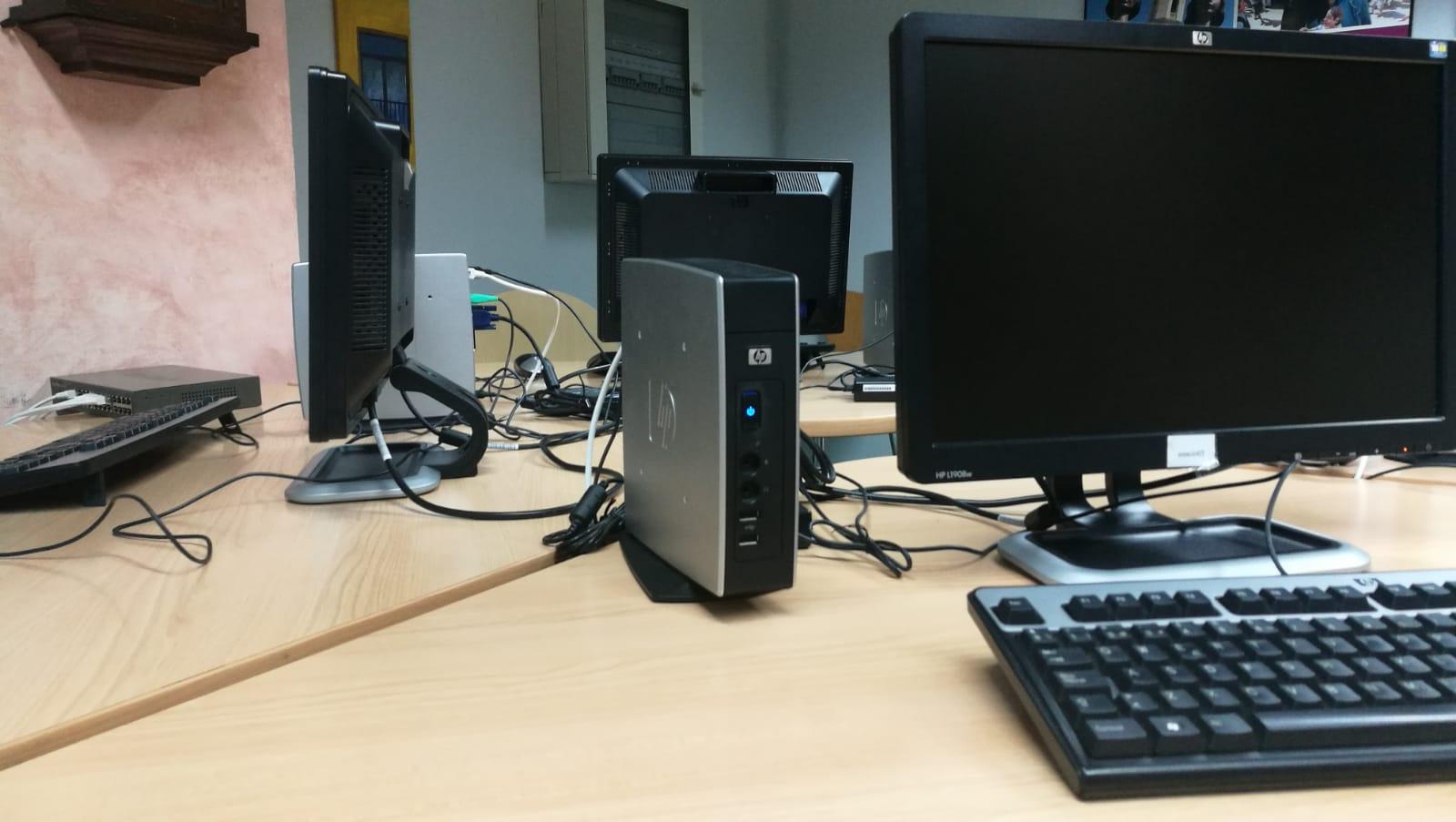 La Biblioteca pública de la Bisbal ampliarà l'equipament informàtic