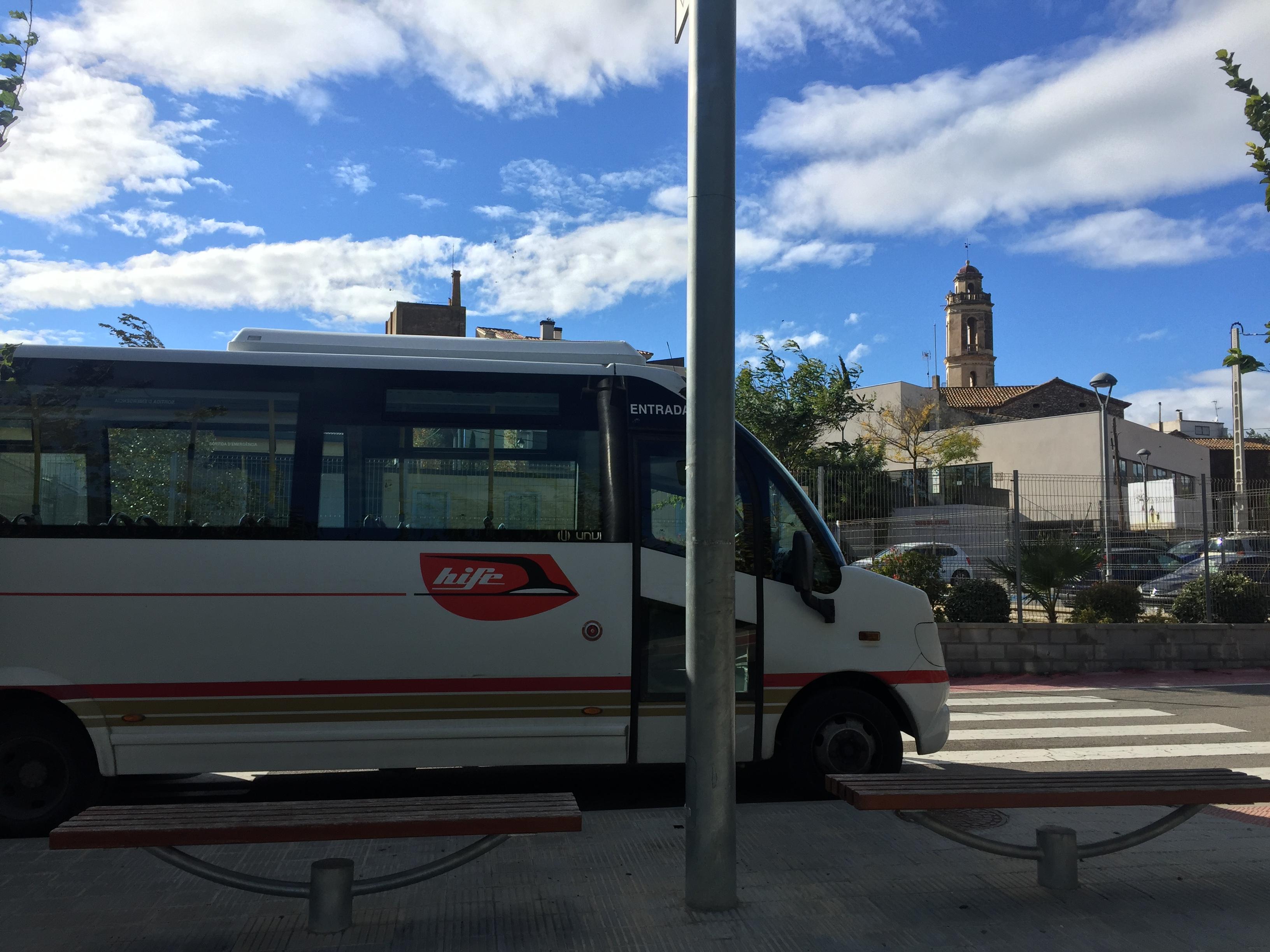 La Junta de Govern Local ha aprovat un contracte menor per al servei de bus urbà mentre es licita un nou servei