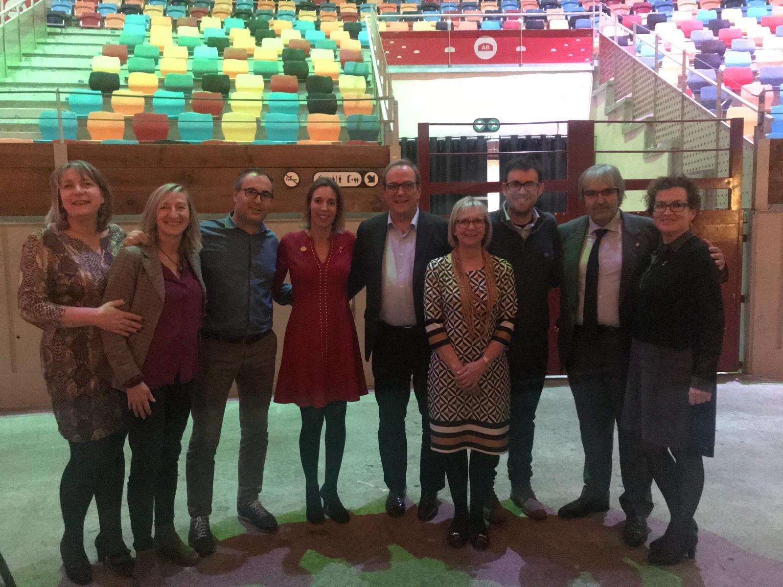 L'alcaldessa i la regidora de Turisme han assistit a la 28a Nit del Turisme de la Costa Daurada i de les Terres de l'Ebre