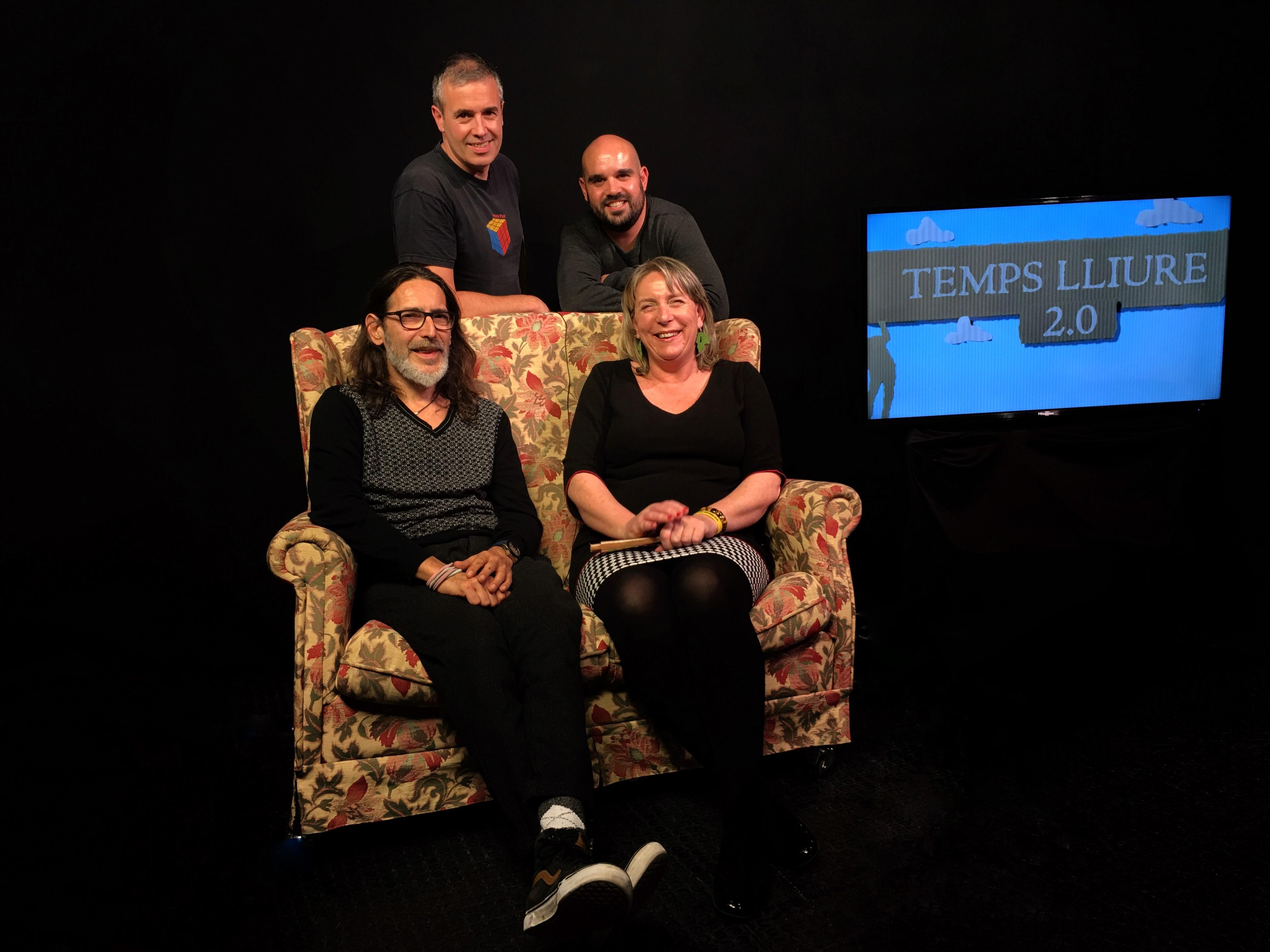 El programa 'Temps lliure' de la televisió del Vendrell d'aquesta setmana parlarà de les activitats que s'organitzen des de l'Àrea de Cultura