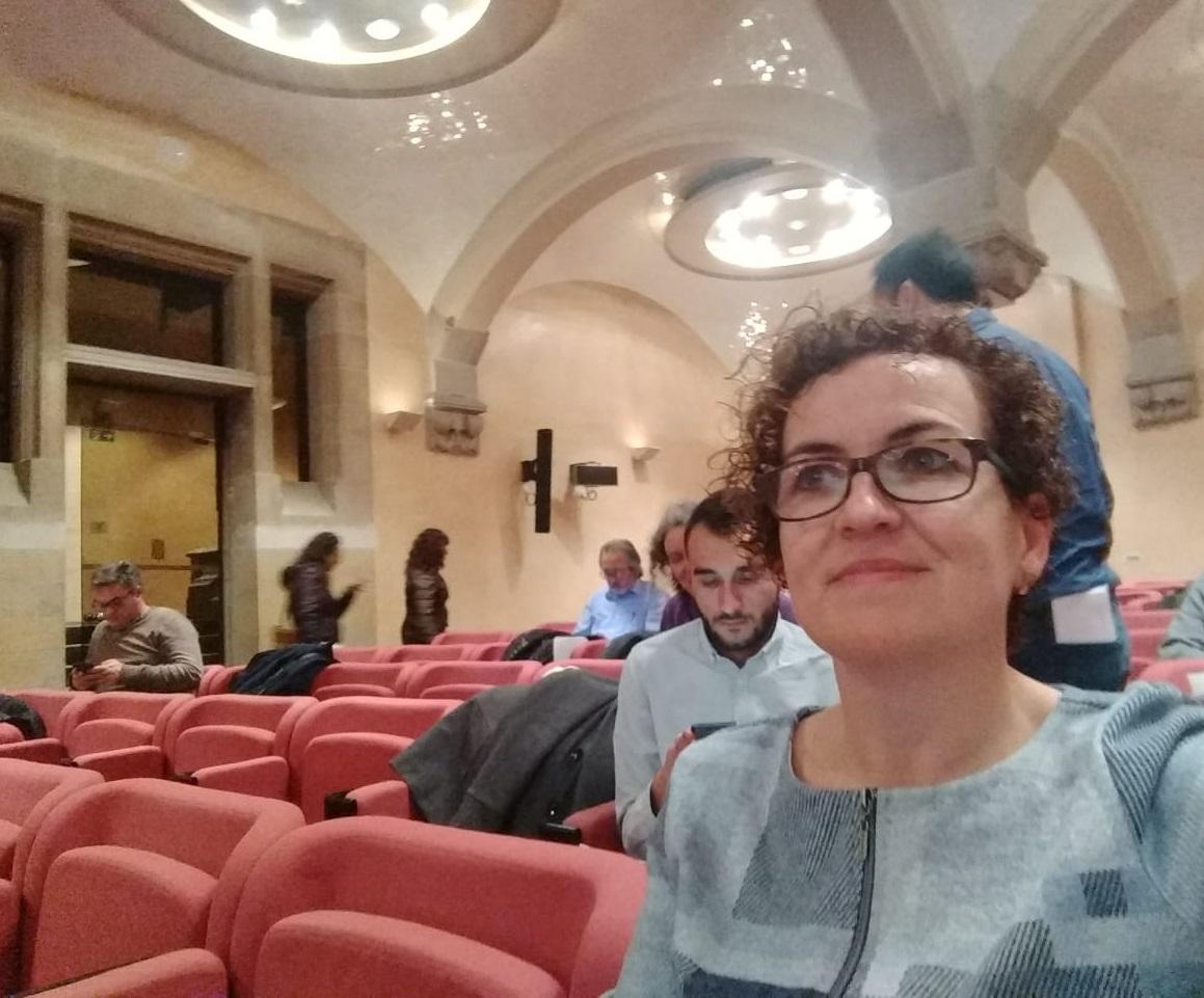 """L'alcaldessa ha assistit a la presentació de """"El mapa municipal de Catalunya"""" aquest dijous 13 de desembre"""