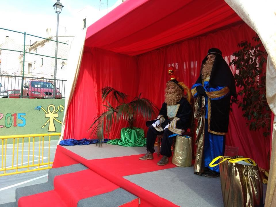 El diumenge 30 de desembre arriba el Patge Reial a la Bisbal