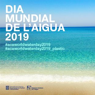 L'ACA organitza un concurs a les xarxes socials per commemorar del Dia Mundial de l'Aigua