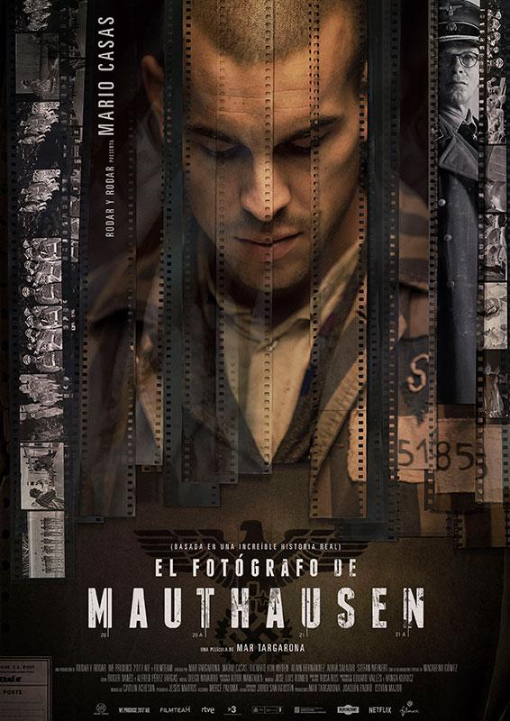 El dissabte 26 de gener a les 18h podreu veure la pel·lícula 'El fotógrafo de Mauthausen' a la Bisbal