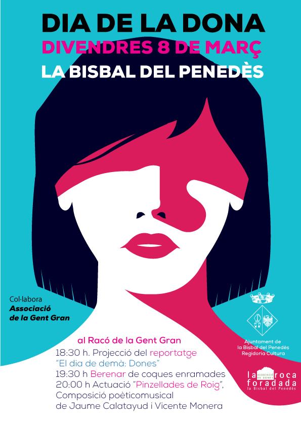 8 de març: actes de commemoració del Dia Internacional de la Dona