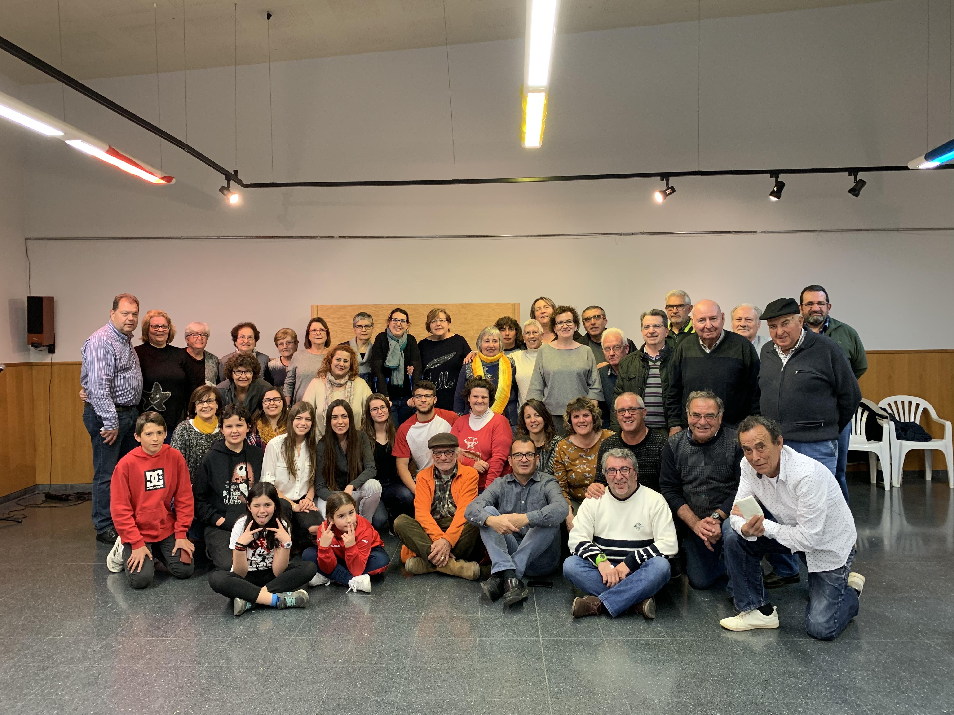 L'Ajuntament de la Bisbal ret homenatge als voluntaris del municipi un any més