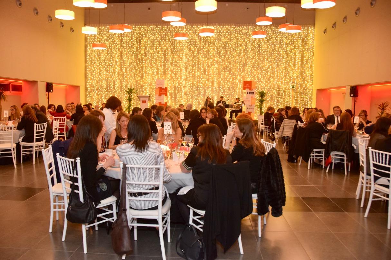 L'Ajuntament de la Bisbal és present, un any més, al sopar de Dones d'Empresa