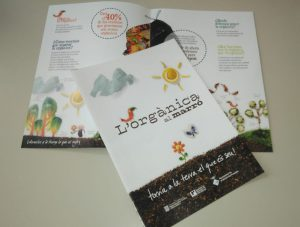 Material materia organica campanya