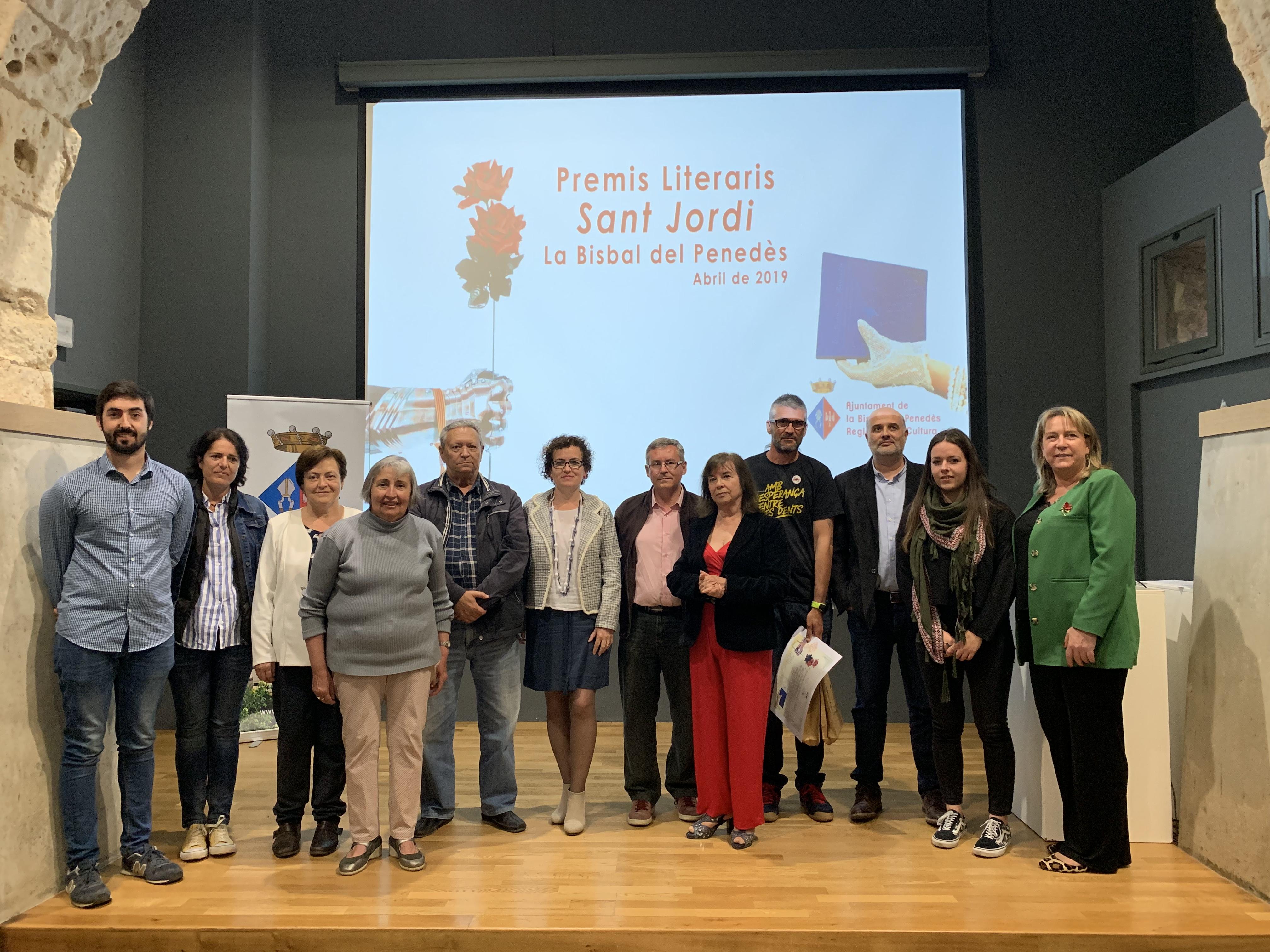 La Junta de govern del 24 de febrer de 2020 ha aprovat la convocatòria del concurs literari de Sant Jordi 2020
