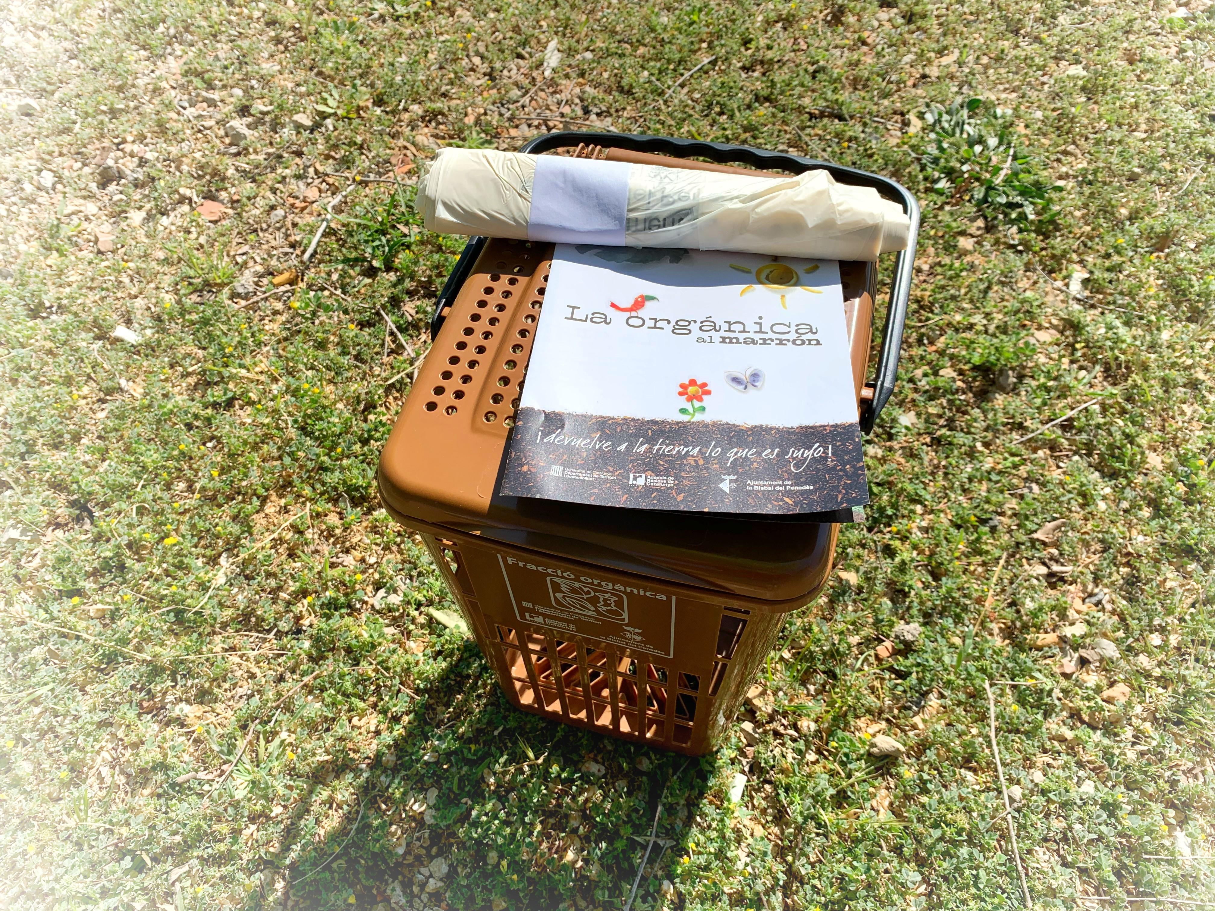 Aquest dimarts comença la campanya de la recollida de matèria orgànica a l'Ortigós i la Masieta