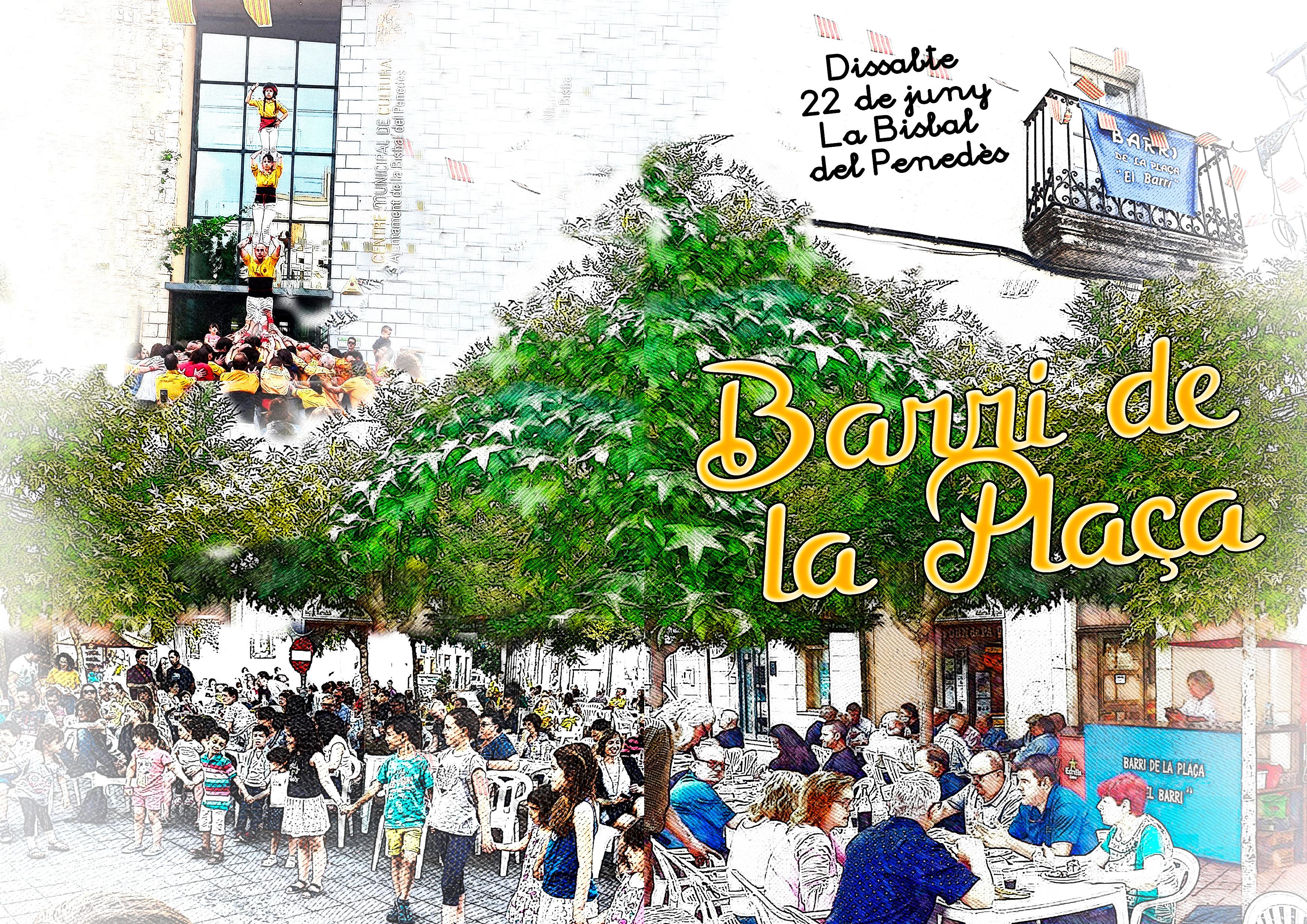 Aquest dissabte 22 de juny se celebra la festa del Pa Beneït del barri de la Plaça