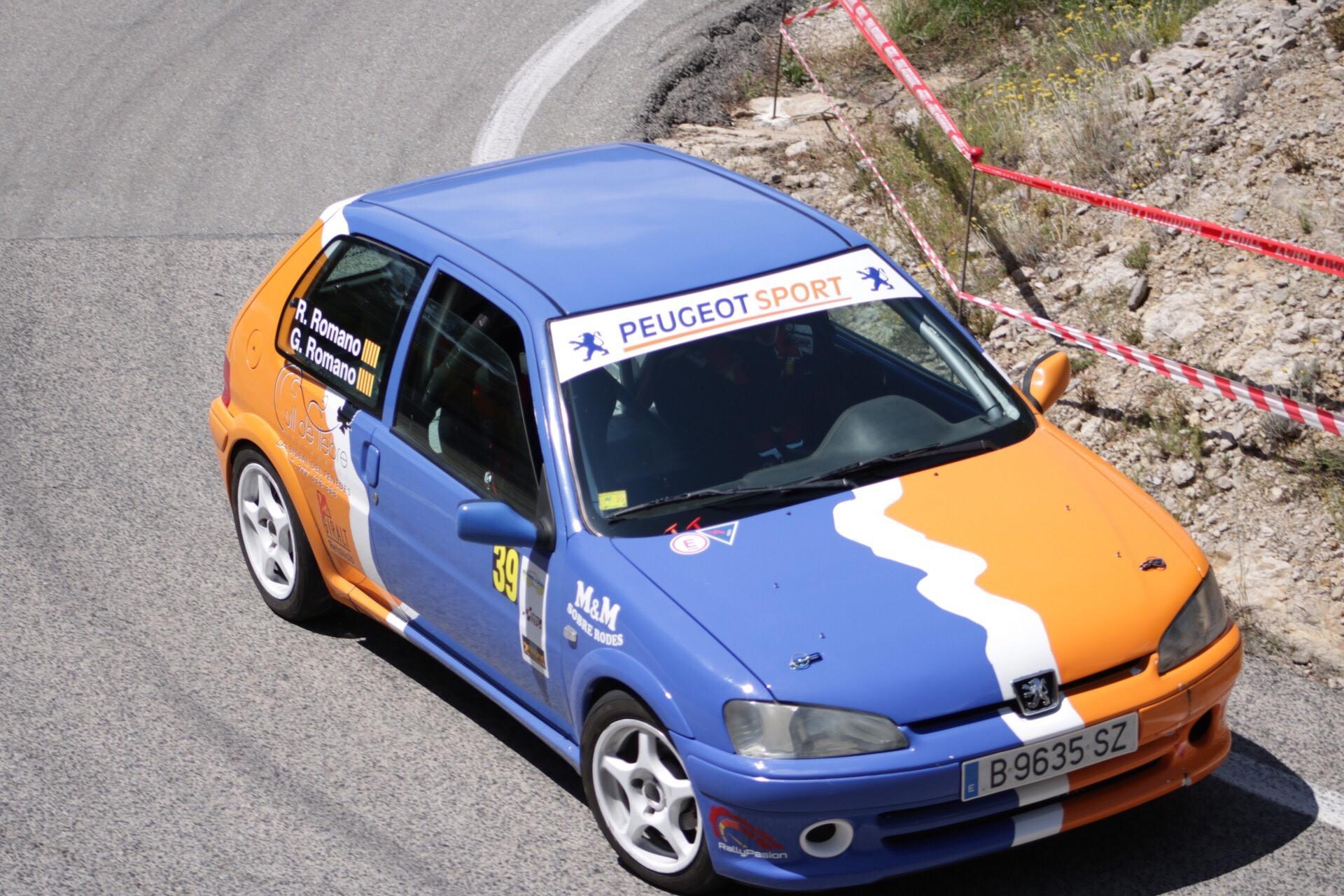 El bisbalenc Gerard Romano queda segon en la categoria Junior de la Pujada a la Serra de la Llacuna