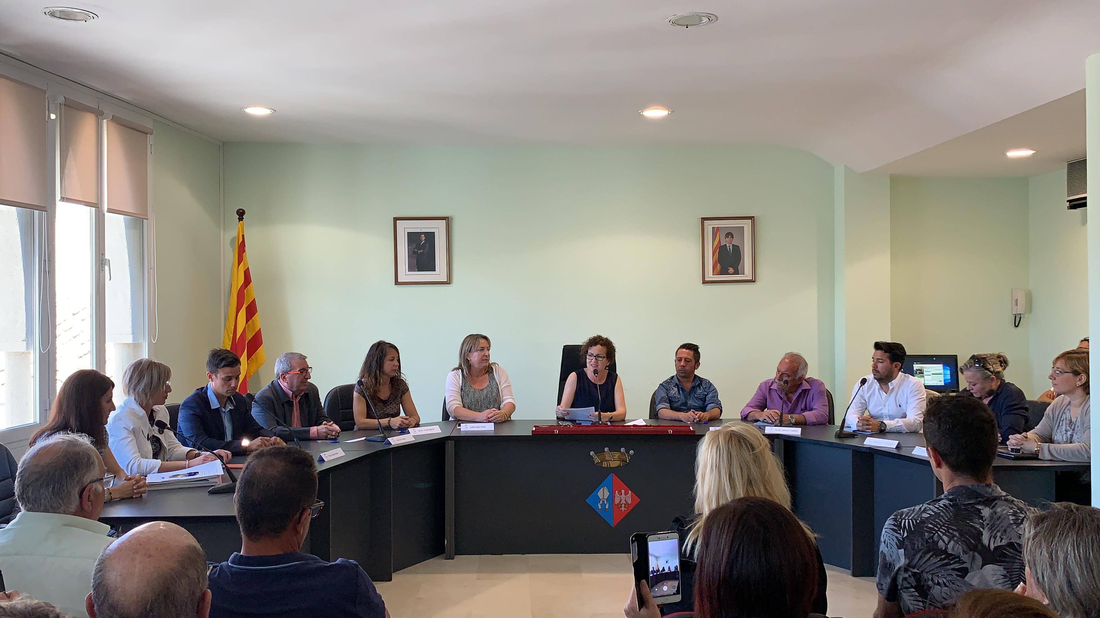El proper dijous 4 de juliol a les 20:30h tindrà lloc un Ple extraordinari a l'Ajuntament de la Bisbal del Penedès