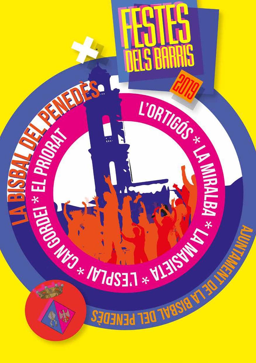 Programa de festes dels barris de fora del nucli