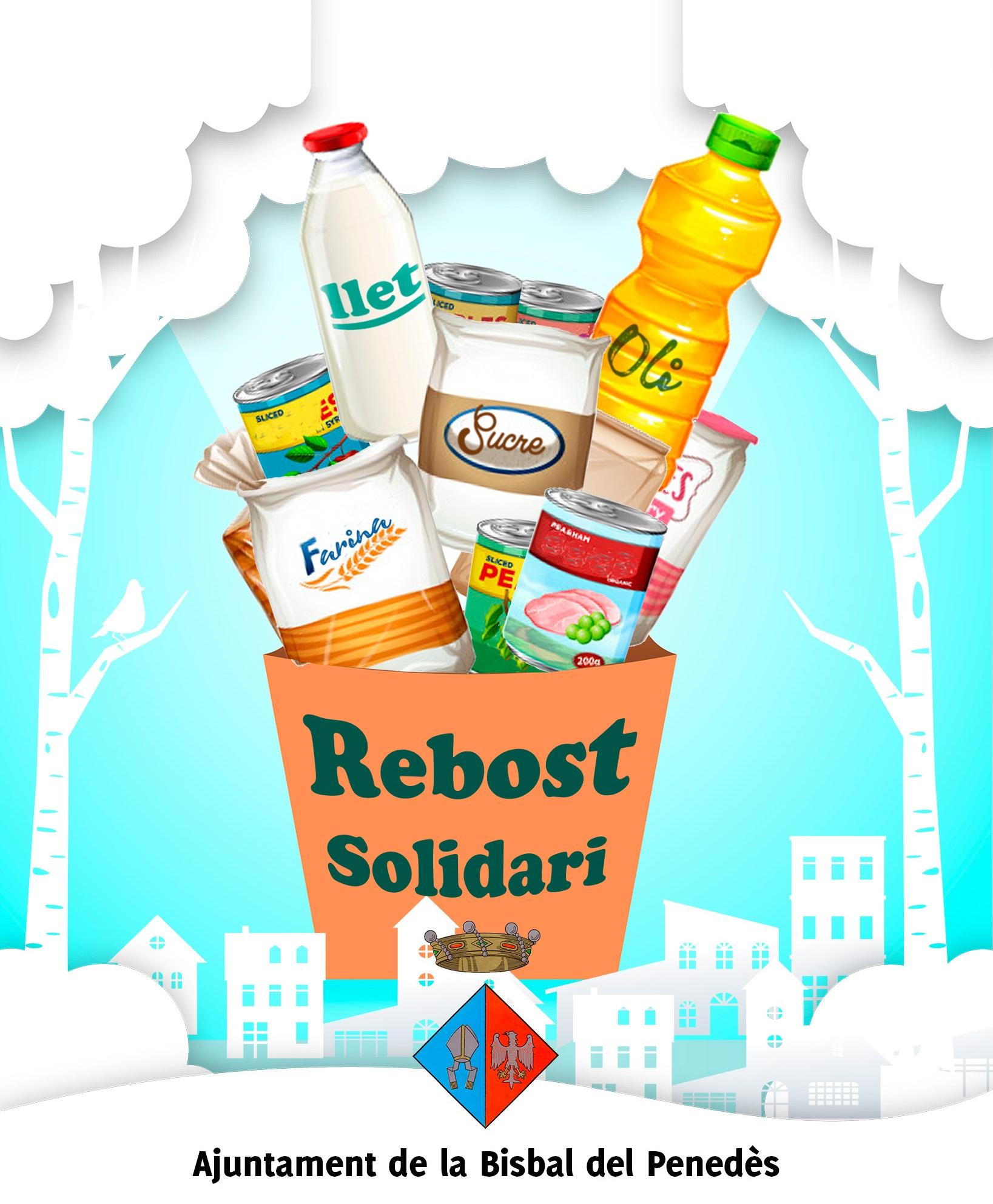 Consulta pública per confeccionar el reglament del Rebost solidari