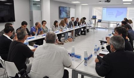Se celebra la 1a reunió del Comitè Executiu de l'Associació Catalana de Municipis amb l'alcaldessa Agnès Ferré com a vocal