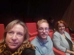 selfie gaudI TROBADA