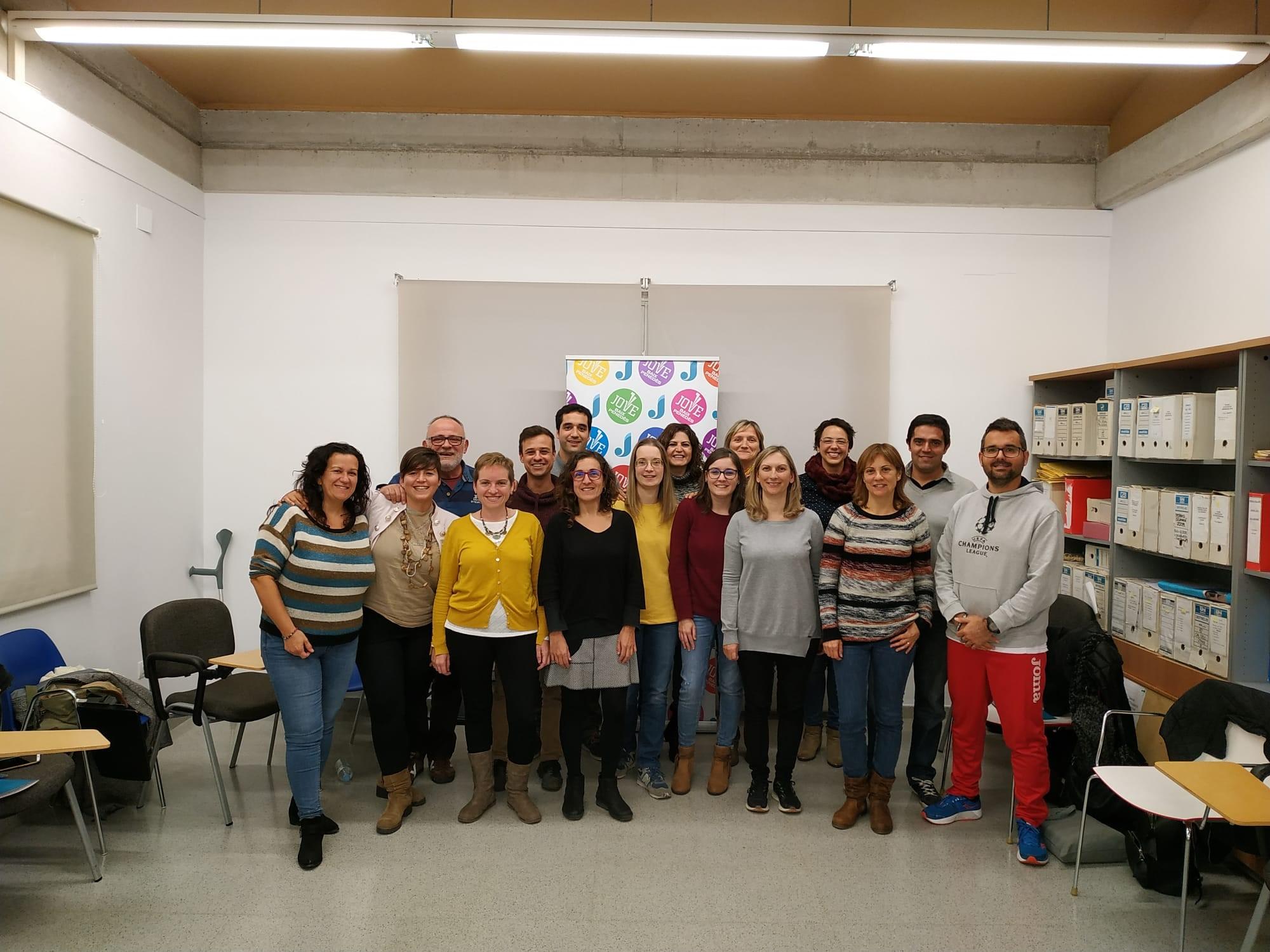 La Regidoria de Joventut ha participat en la reunió de càrrecs electes i tècnics de Joventut del Baix Penedès