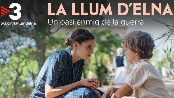 """El Racó de la Gent Gran oferirà la pel·lícula """"La llum d'Elna"""" aquest divendres a les 17.30h"""
