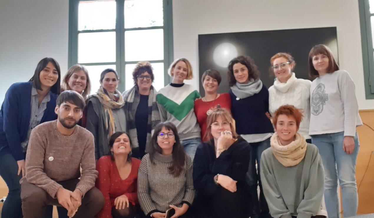 """La Regidoria de Joventut participa en el projecte """"3Voltes, assessoraments en clau de gènere"""""""