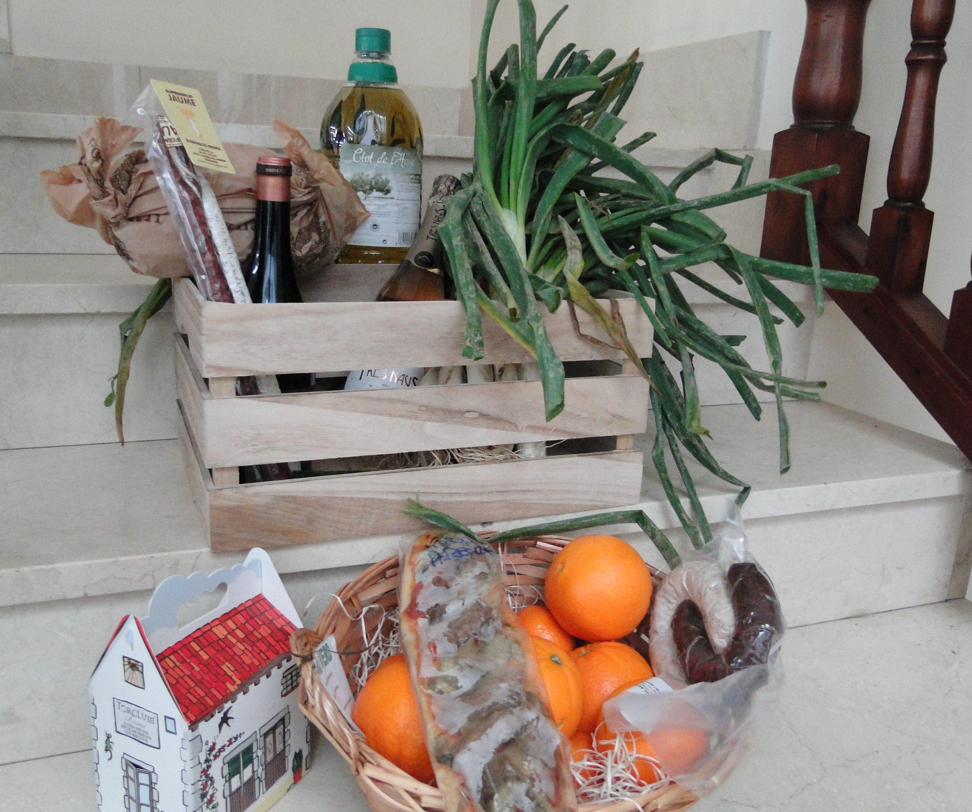 L'Ajuntament de la Bisbal del Penedès dóna a conèixer els productes locals a les empreses dels polígons industrials del municipi