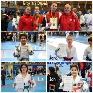 taekwondo olimpic collage desembre 2019