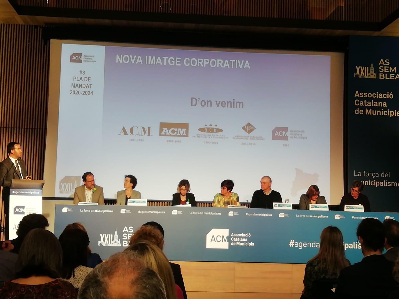 L'alcaldessa Agnès Ferré ha estat nomenada representant de l'Associació Catalana de Municipis al Servei d'Ocupació de Catalunya (SOC)