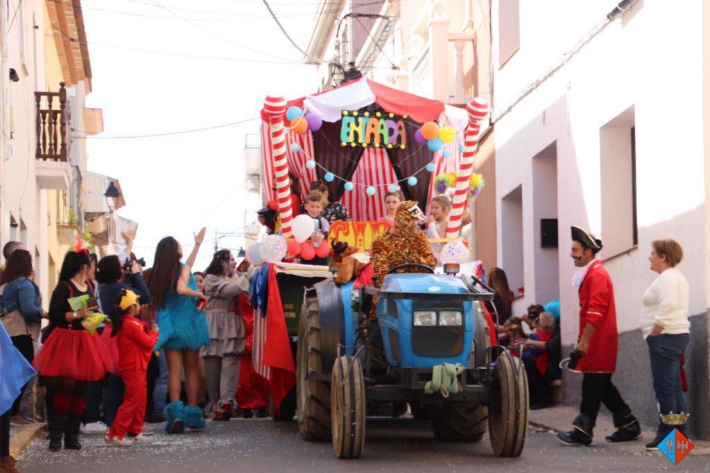 Foto d'arxiu: Carnaval 2019