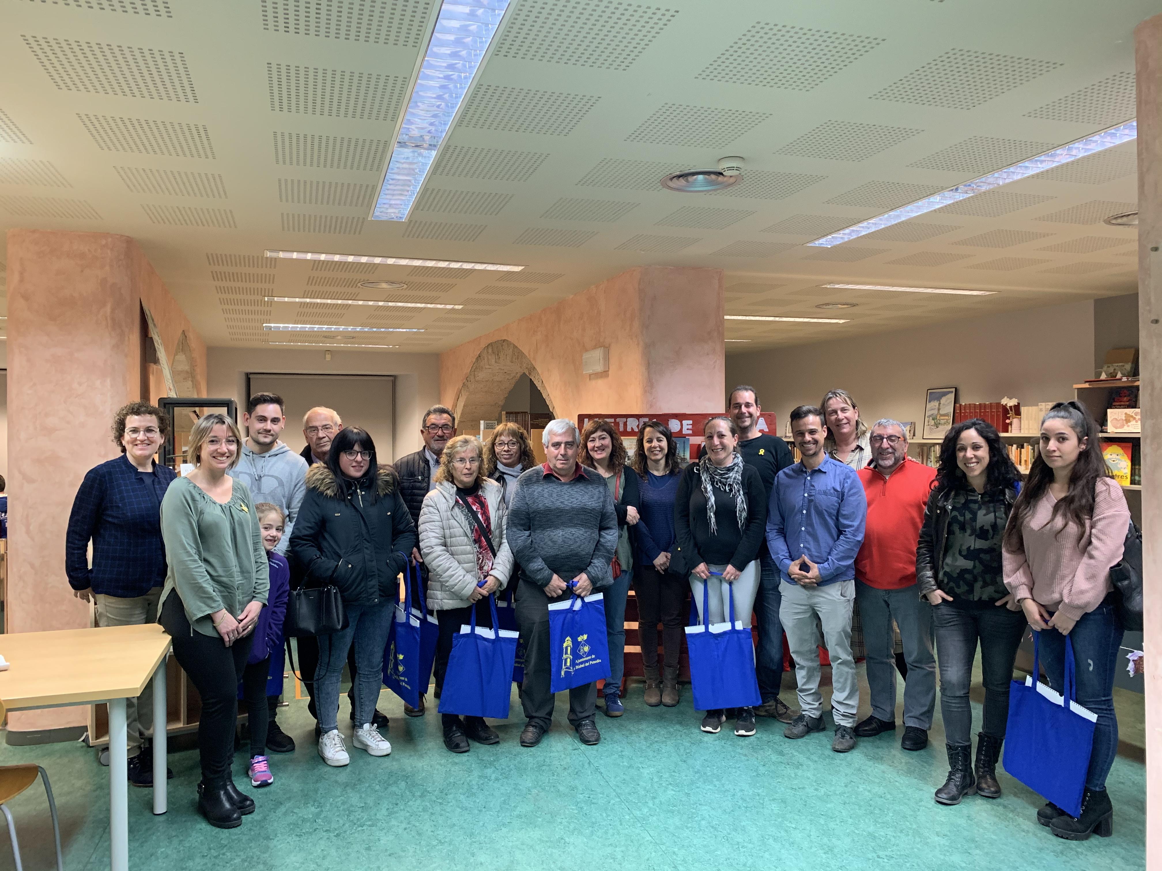 L'Ajuntament de la Bisbal del Penedès ha donat la benvinguda als nous empadronats aquest dilluns 3 de febrer