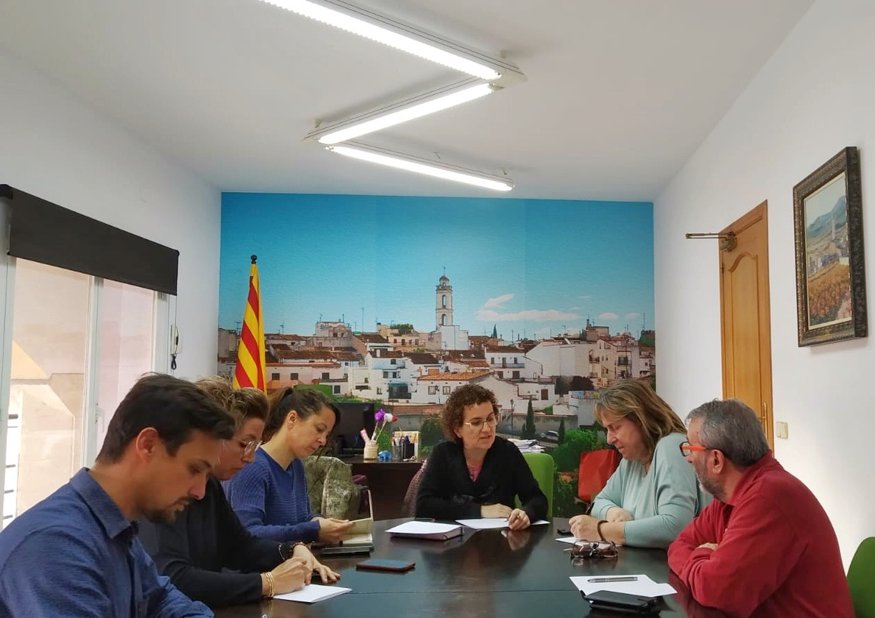 Comunicat de l'Equip de Govern sobre la iniciativa privada que pretén fer passar una línia de Molt Alta Tensió pel municipi