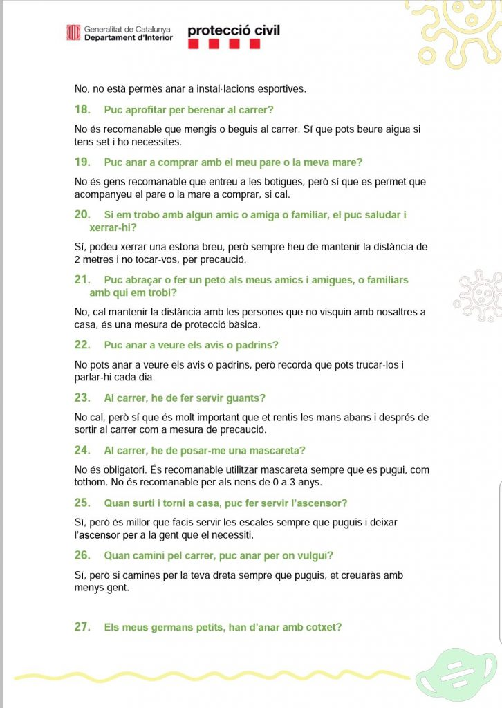 FAQS MENORS 3 V2