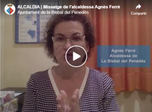 FOTO VIDEO ALCALDESSA