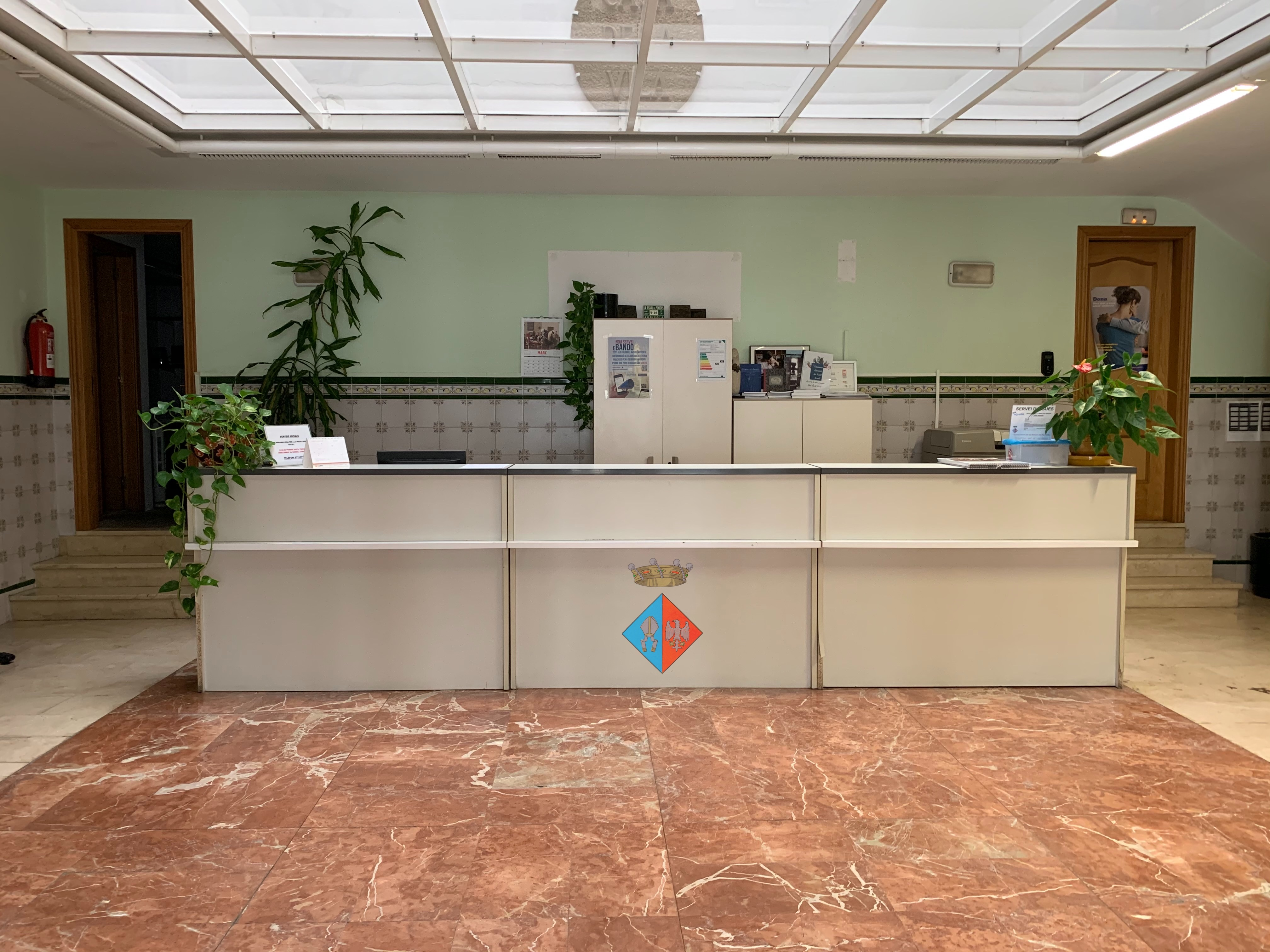 L'Ajuntament està treballant en el Pla de reincorporació del personal municipal als seus llocs de treball