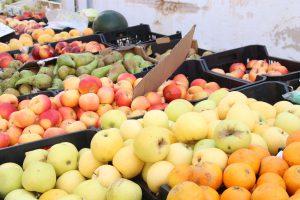 fruita mercat setmanal