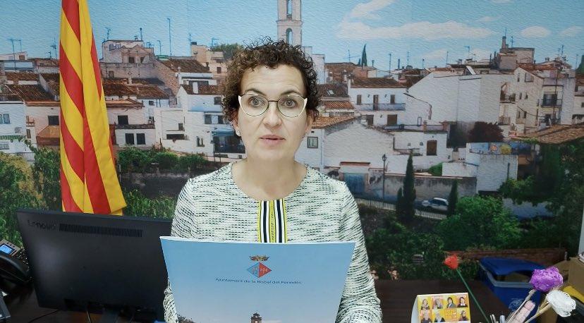 VÍDEO | Missatge de l'alcaldessa amb motiu de l'entrada en vigor de les noves mesures