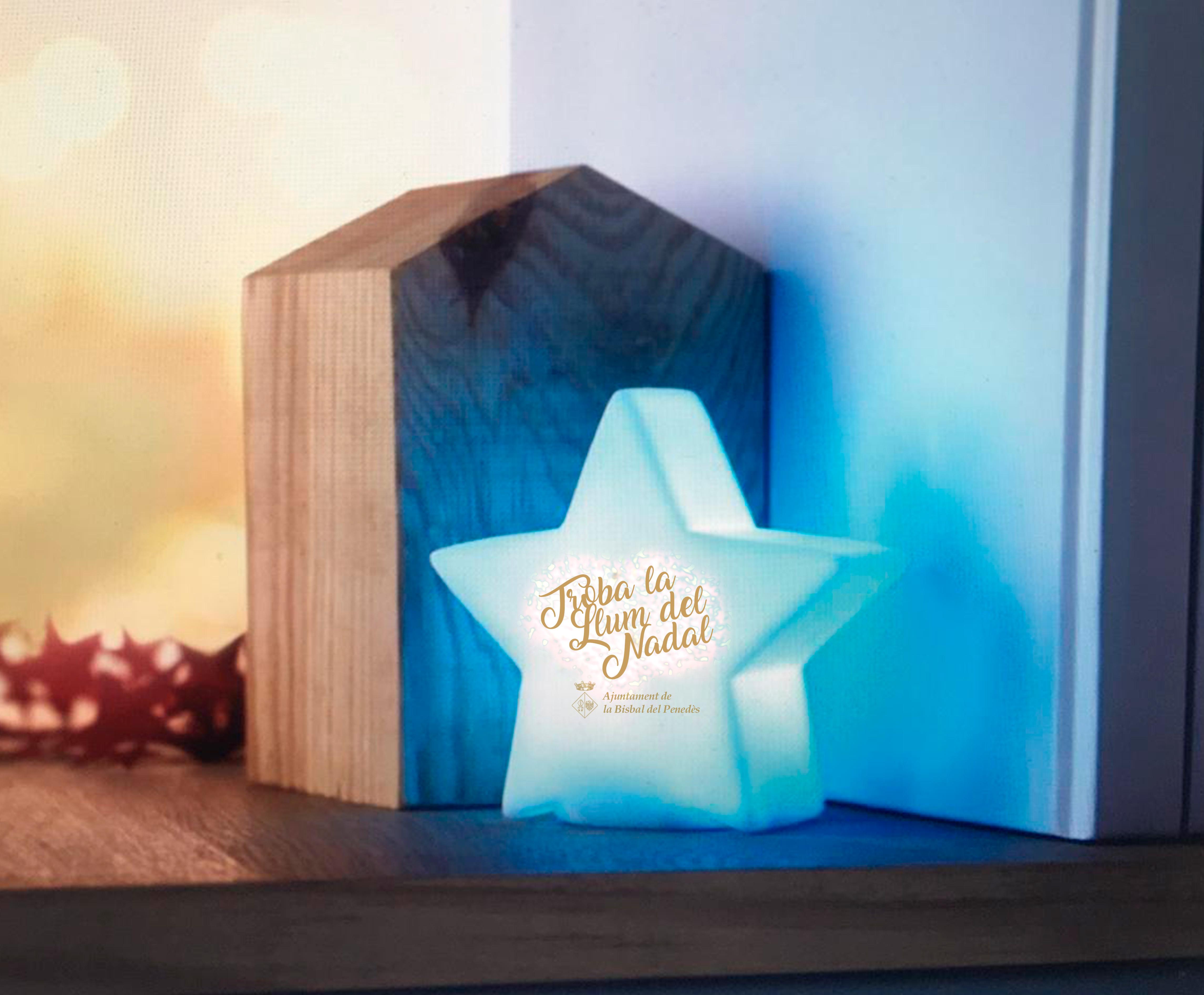 De l'11 al 19 de desembre 'Troba la Llum del Nadal' a la Bisbal
