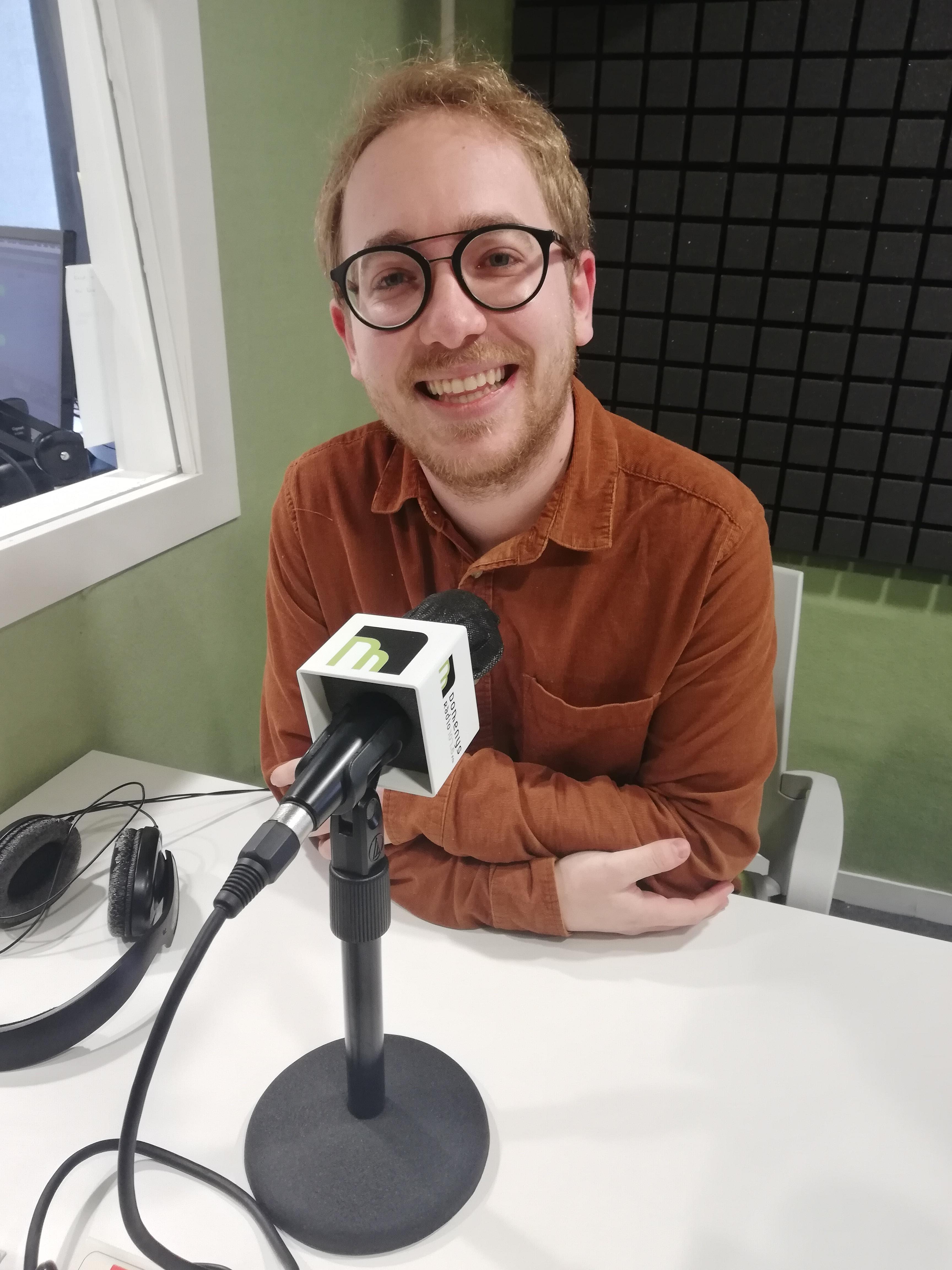 Jordi Ferran ofereix una secció mensual sobre la història local i comarcal a Domenys Ràdio
