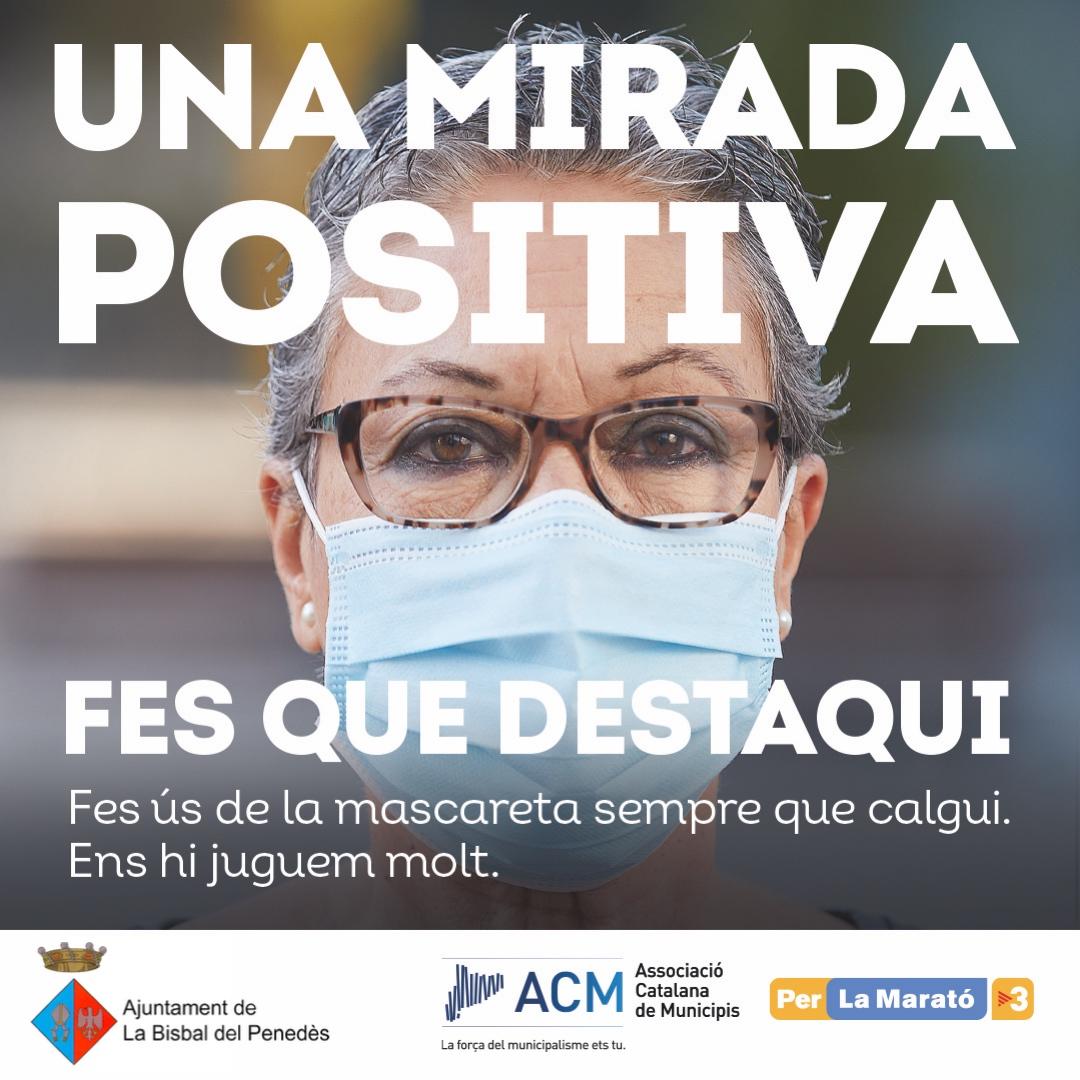 """L'Ajuntament de la Bisbal del Penedès s'adhereix a la campanya """"Fes que destaqui"""" de l'Associació Catalana de Municipis (ACM)"""