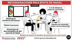 RECOMANACIONS APATS NADAL