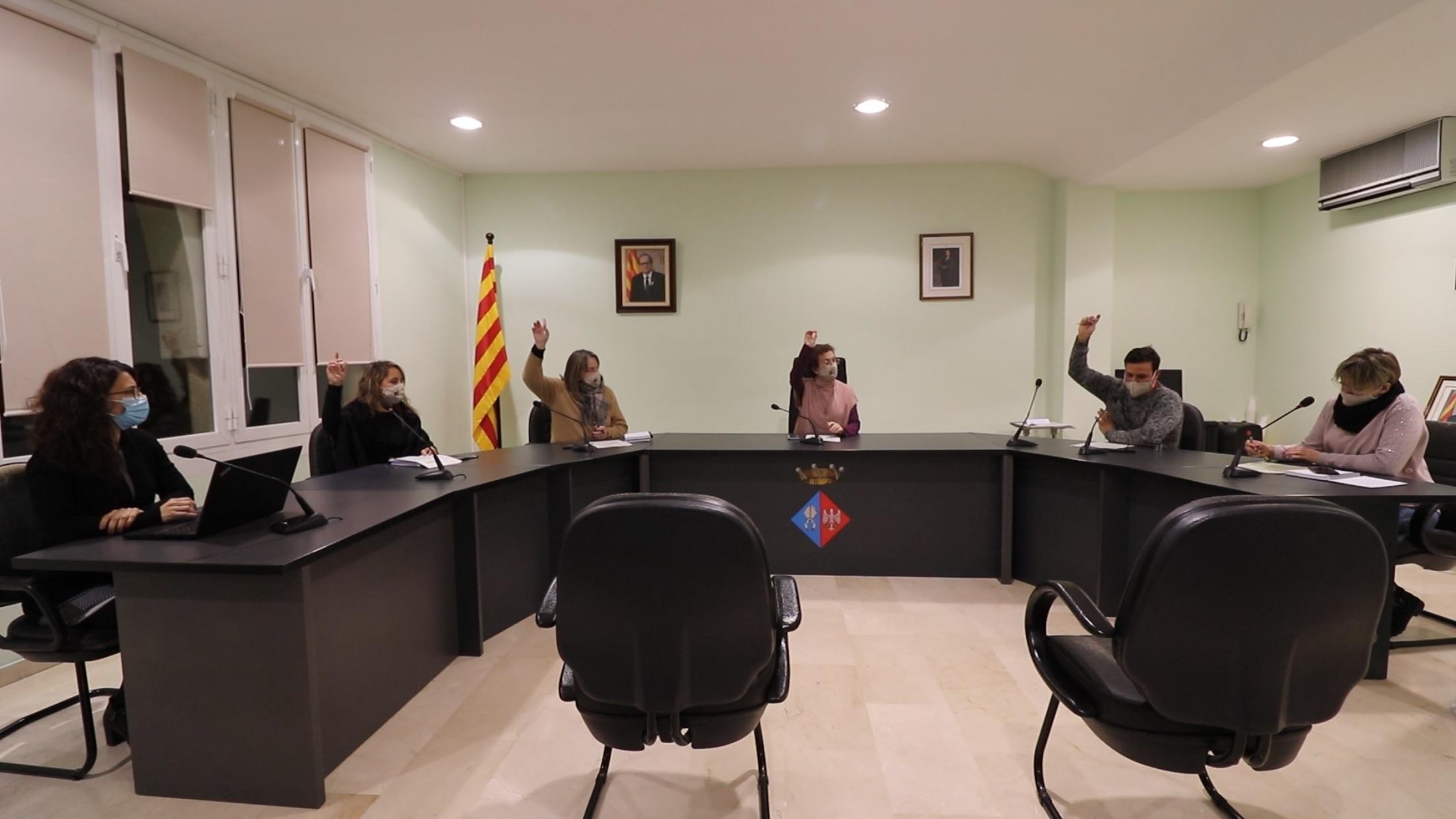 La Junta de Govern ha aprovat deixar sense efecte la notificació d'un acord -d'adjudicació- de la Junta de Govern del 14 de desembre