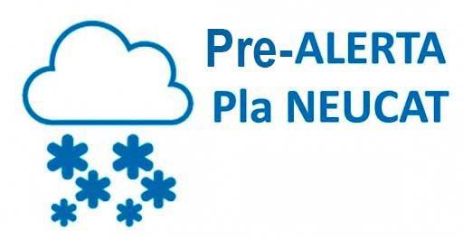 ACTUALITZACIÓ | Previsió de nevades en bona part del país