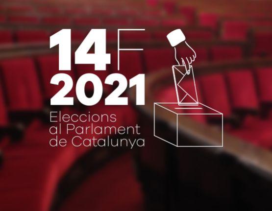 Resultats provisionals de la Bisbal del Penedès de les eleccions del 14F