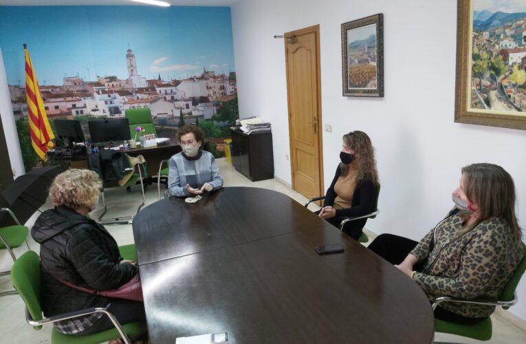 S'incorpora a l'Ajuntament una treballadora en el marc del programa TREFO línia dona 2020