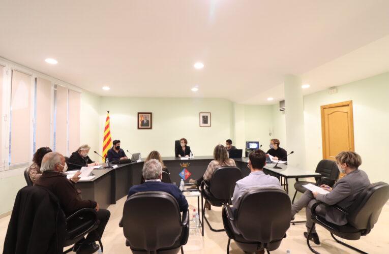Ahir dilluns 15 de març va tenir lloc un Ple ordinari a l'Ajuntament de La Bisbal del Penedès